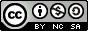 Creative Commons BY-NC-SA Logo