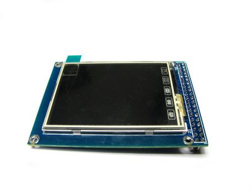 UTFT RinkyDink Electronics – Kib Micro Monitor Wiring-diagram