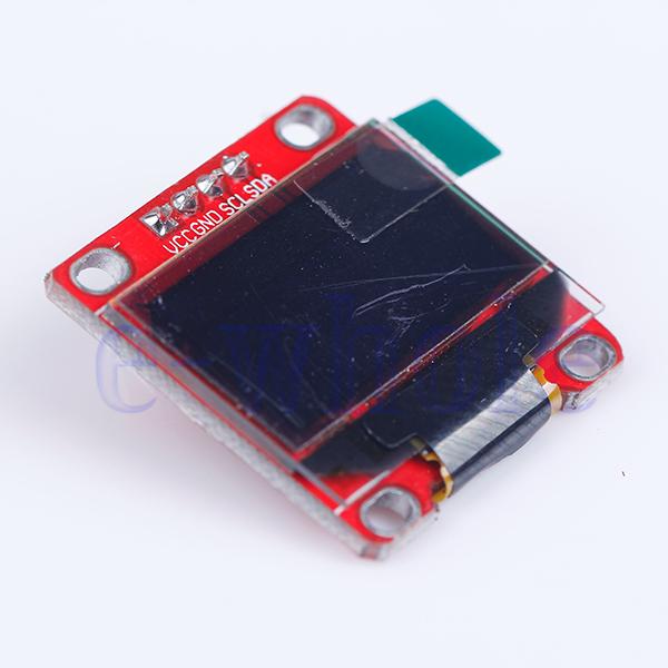OLED_I2C - Rinky-Dink Electronics